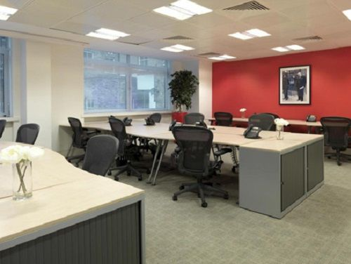 Office rental London Baker Street private office