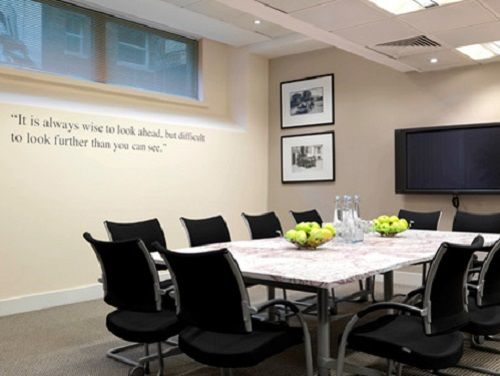 Office rental London Baker Street meeting room