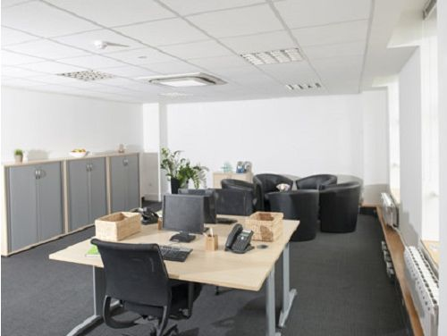 Managed office space London Grosvenor Garden private office