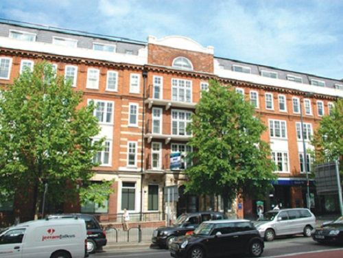 Managed office space London Grays Inn Road exterior