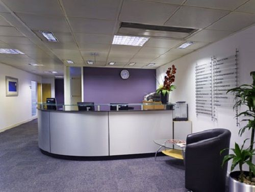 High Holborn Office Space