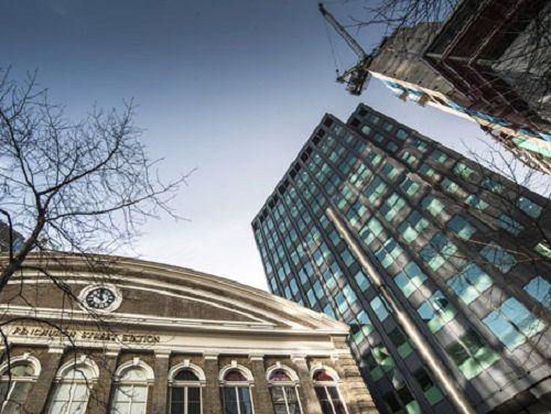 Rent an office London Fenchurch Street exterior