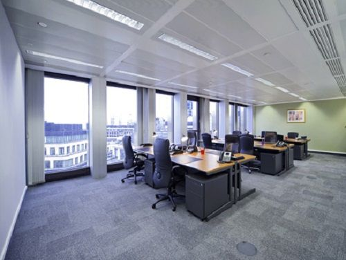 Office space rental London Old Broad Street private office
