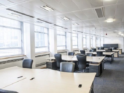 Offices to lease London Bressenden Place private office