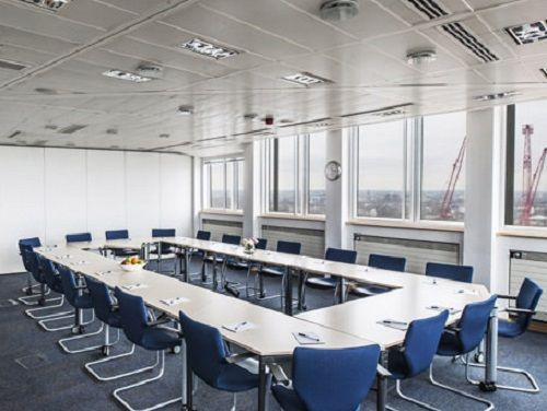 Offices to lease London Bressenden Place board room