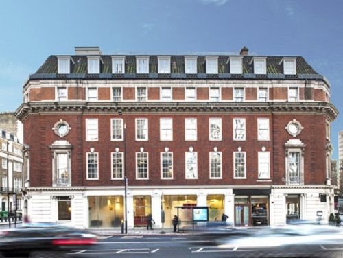 Upper Woburn Place Office Space