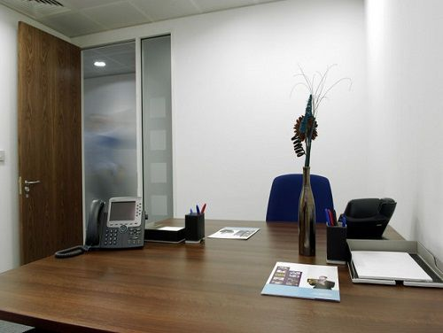offices to rent in London Austin Friars private office