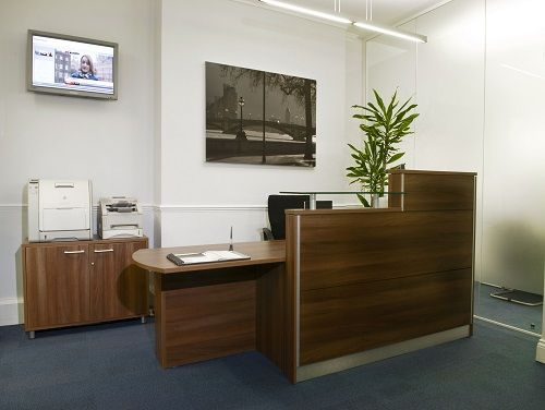 Dover Street Office Space