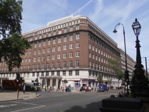 Commercial Office on Russell Square