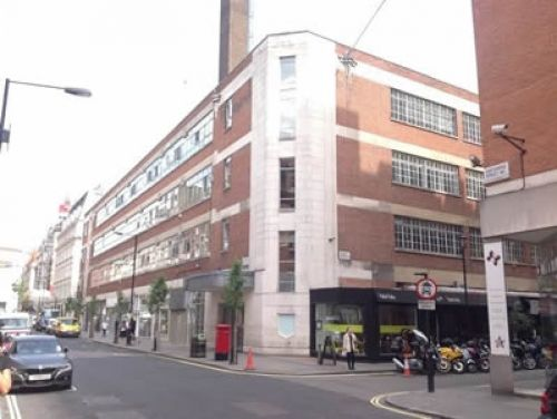 Commercial Office on Eastcastle Street