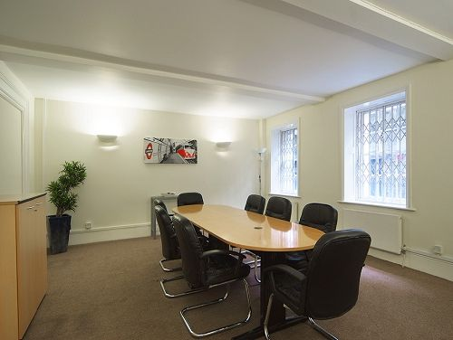 Percy Street Office Space