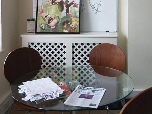Greek Street Office space for rent London