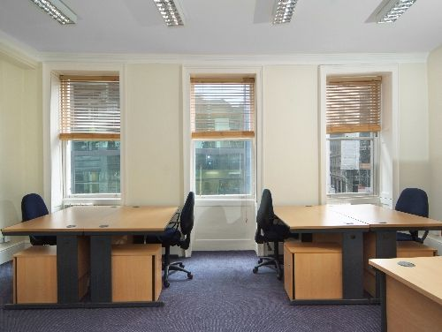 Managed office space London Lower John St