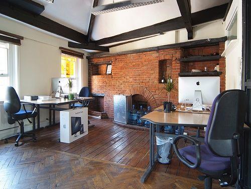Wardour Street Office Space