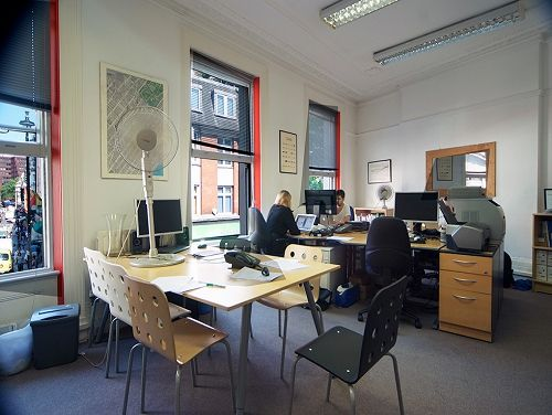 Managed office space London Wardour Street