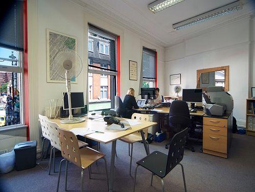 Managed office space London Wardour Street