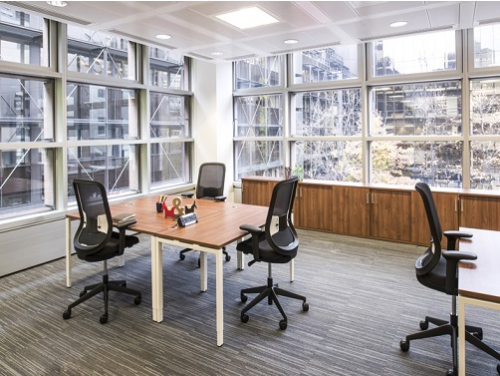 Offices to lease London Broadgate Circle private office