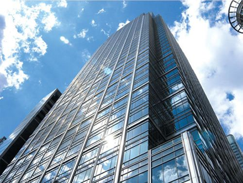 office space London exterior