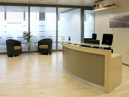 office space London reception
