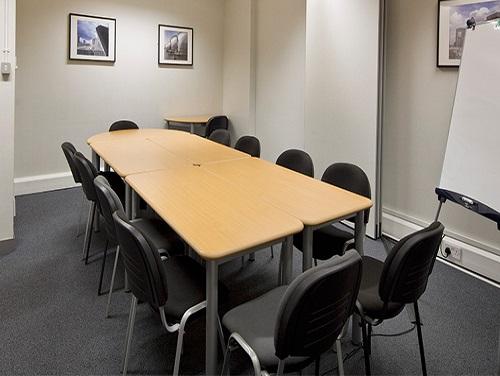 office space London Lighterman House meeting room