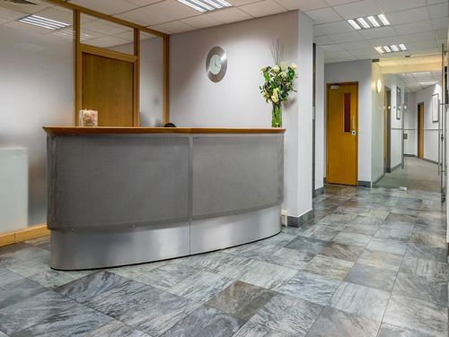 Executive offices London Reception