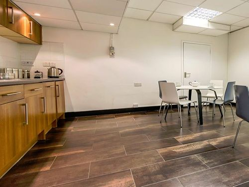Executive offices London Kitchen
