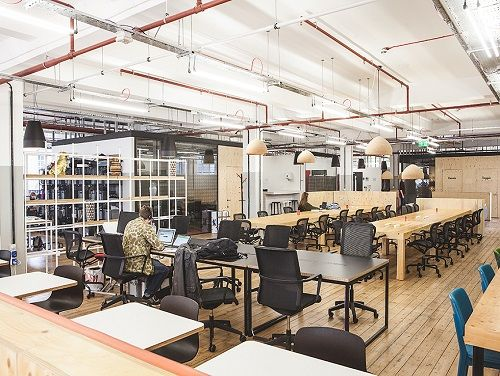 Offices to lease London work space