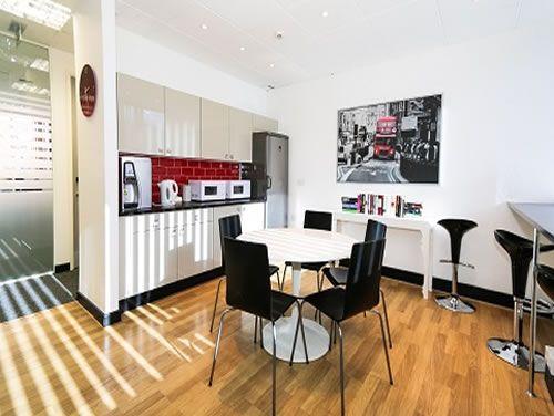 Office Central London Kitchen