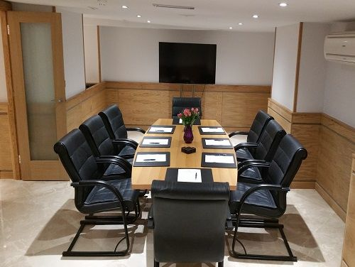 Office Central London Conference room