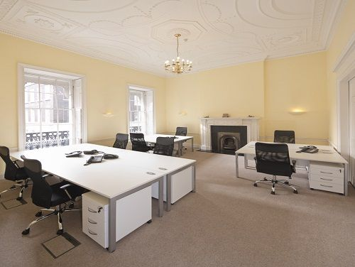 London office to rent Adam Street private office