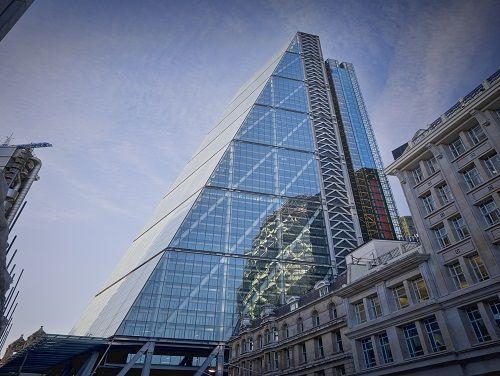 Flexible office space London Leadenhall - External