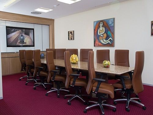 Flexible office space London Leadenhall - Conference Room