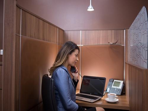 Flexible office space London Leadenhall - Booth