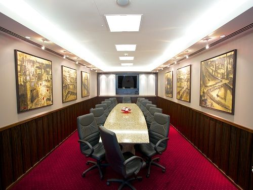 Flexible office space London Dashwood - Conference Room