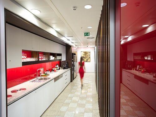 Flexible office space London Dashwood - Kitchen