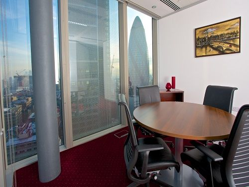 Flexible office space London Daswood - Meeting Room
