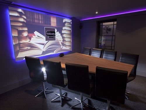 Flexible office space London Soho - Meeting Room