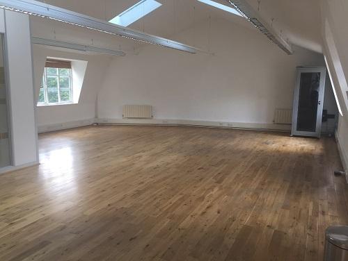 Flexible office space London Fosterwood