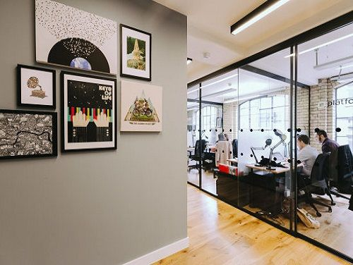 Flexible office space London Spitalfields - Private Office