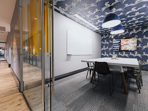 Flexible office space London Spitalfields - Meeting Room