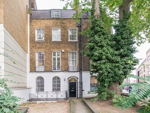 Flexible office space London Old Marylebone Road - External
