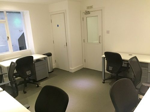 Flexible office space London West One Working