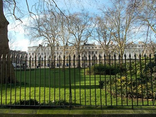 Office space rental London Outside View