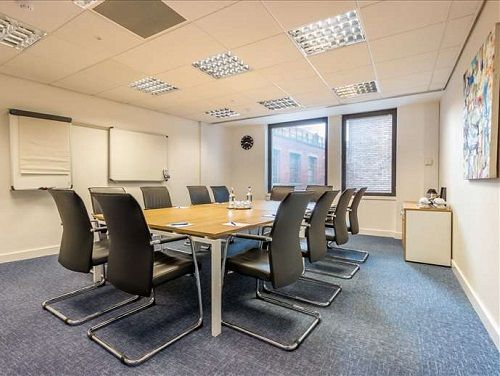 London offices to rent conference room