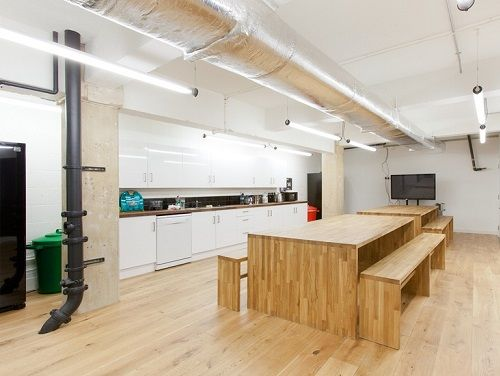 Office space rental London Kitchen