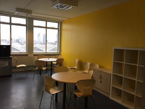 Serviced offices London Break Out Area