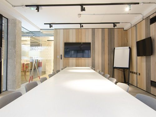 Serviced offices London BoardRoom