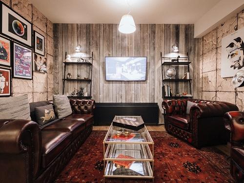 Office for rent London Break Area