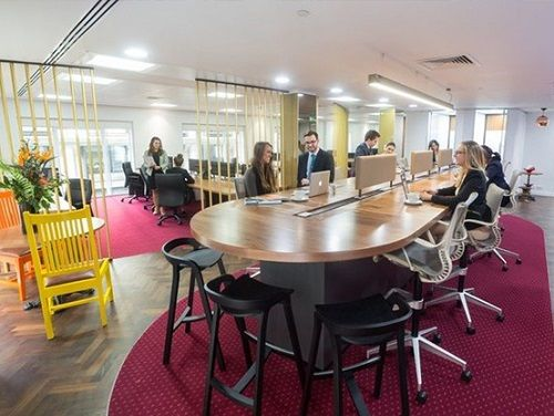 Flexible office space London Work Space