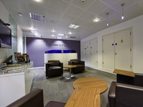 Office space for rent London Lounge Area